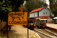 Nilgiri Toy Train - Ooty to Coonoor, Tamil Nadu, India