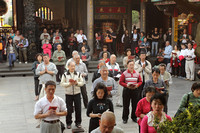 Longshan Temple - A favorite with the Taipei locals