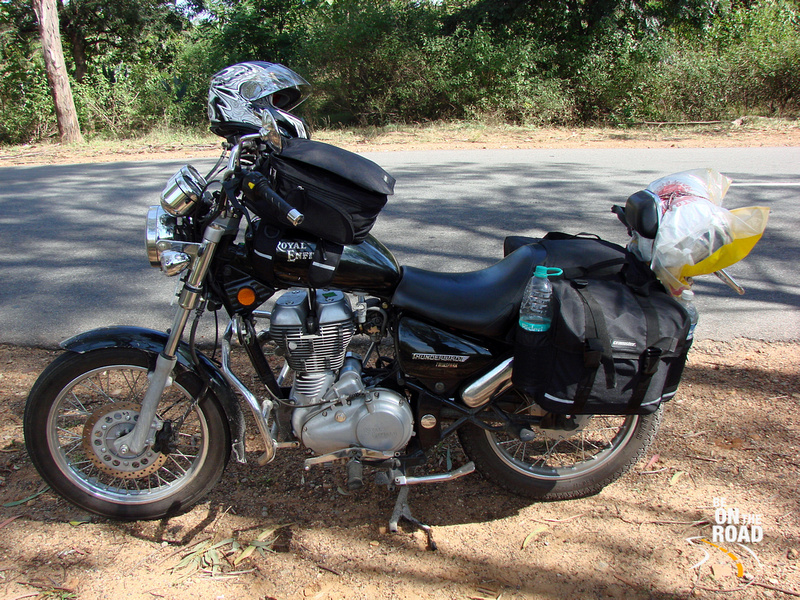 Cramster saddle bags - a great motorcycle travel gear
