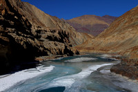 Backpacking to Icy Cold Ladakh