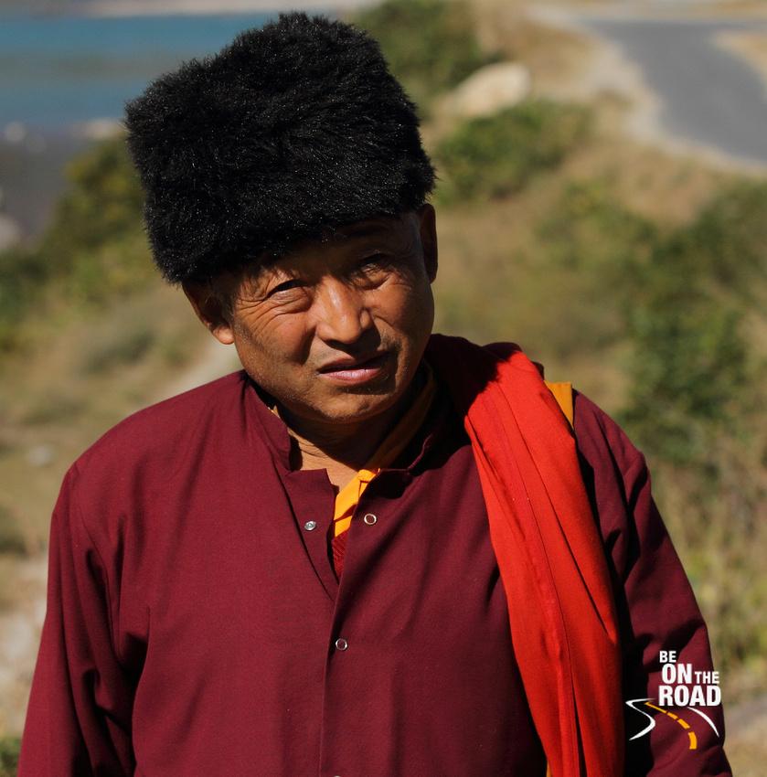Local Man from Punakha, Bhutan
