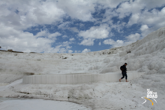 The mineral world of Pamukkale's Travertines