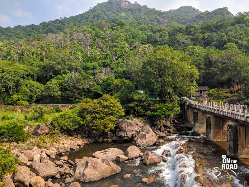A Kalakad Mundanthurai Tiger Reserve Pit stop moment