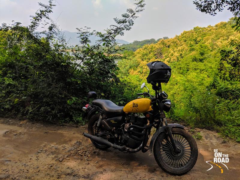 A pit stop inside Kalakad Mundanthurai Tiger Reserve, Tamil Nadu