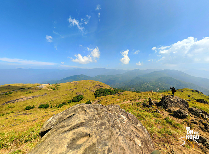 Photographing the beauty of the Southern Western Ghats at Ponmudi