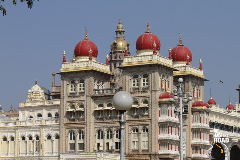 Indo-Saracenic architecture of Mysore Palace, Karnataka
