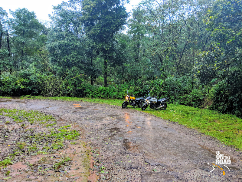 Monsoon Motorcycle Ride through the Western Ghats of Karnataka