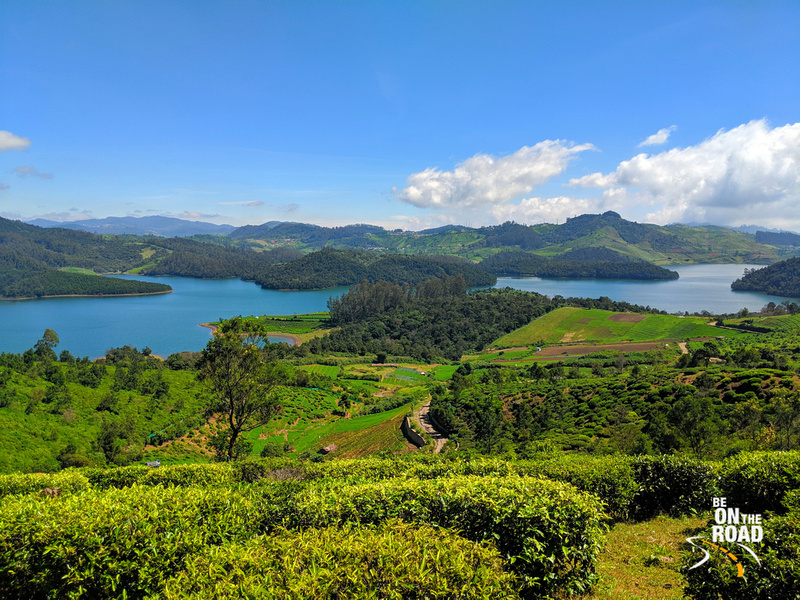 Gorgeous Emerald Lake near Ooty