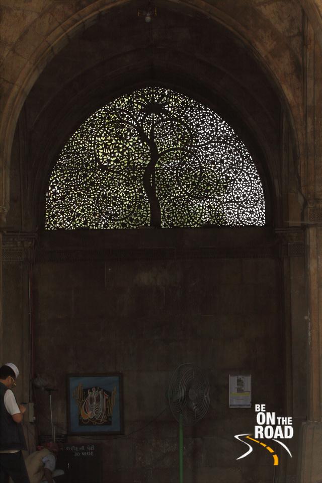 The Iconic SIddi Syed Jaali work of Ahmedabad