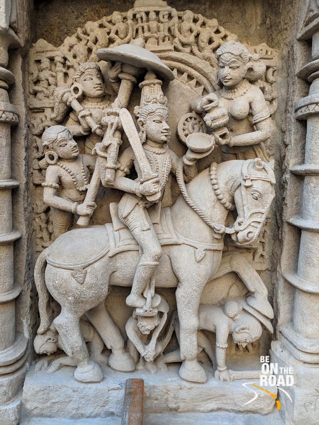 Kalki Avatar - Rani Ki Vav, Patan
