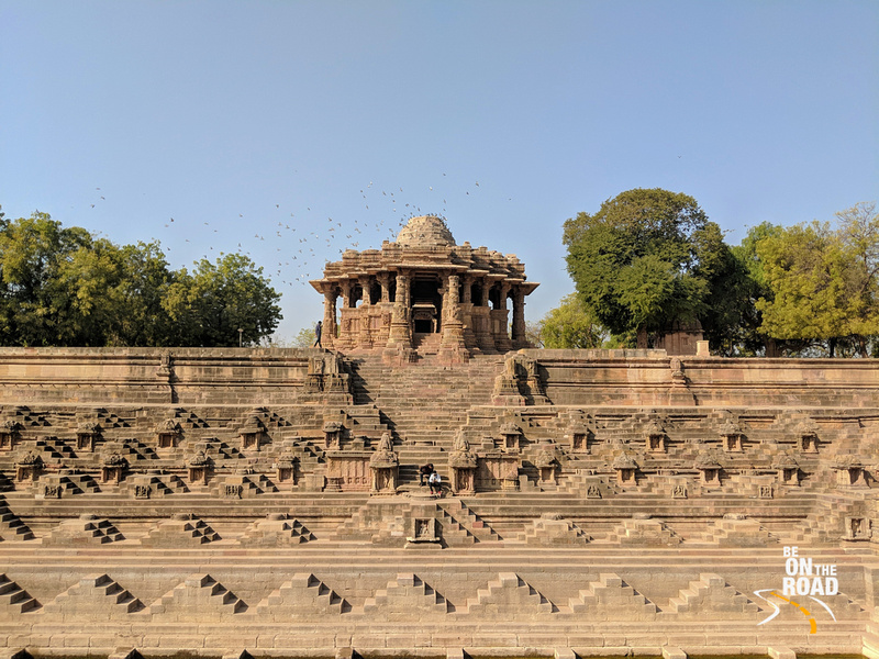 10th Century Modhera Sun Temple of Gujarat