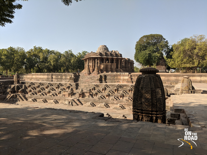 Surya Kund and Modhera Sun Temple