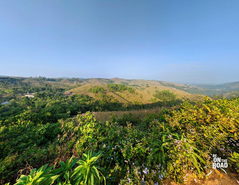 The rolling hills of Vagamon, Kerala