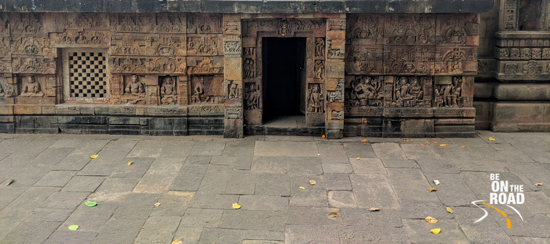 Beautiful carvings at 7th Century Parasurameswar Temple, Bhubaneshwar, Odisha