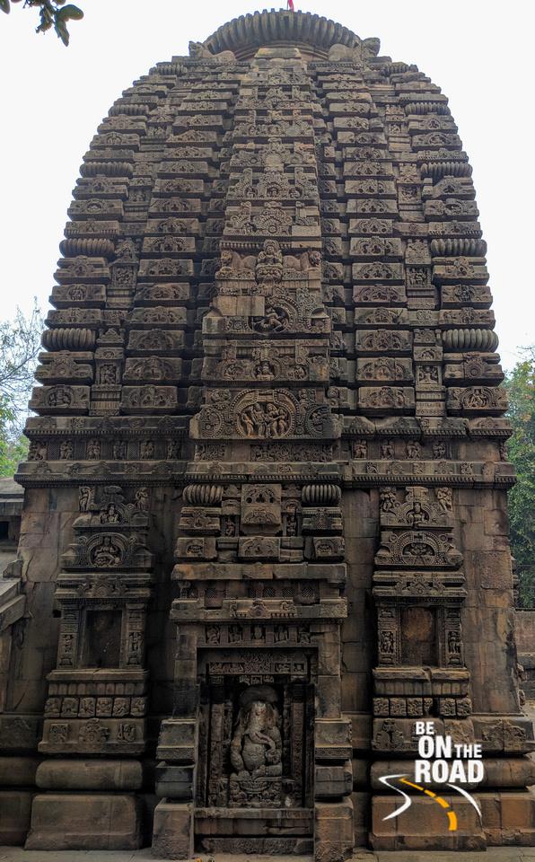 Standing proud - Mukteshwar Temple, Bhubaneshwar, Odisha
