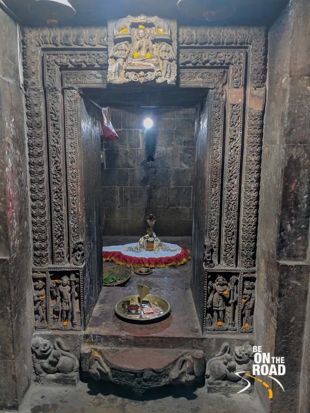 Garbha Griha - Mukteshwar Temple, Bhubaneshwar