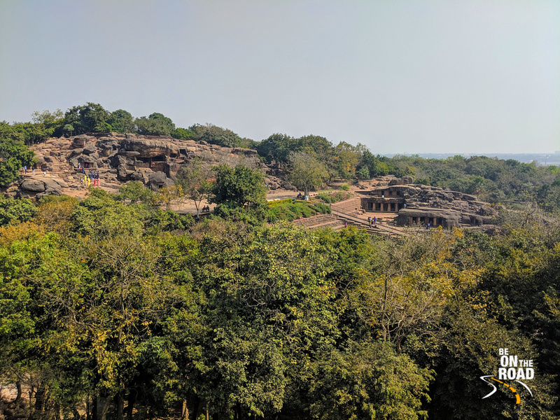 Udayagiri Caves - an ancient cave temple marvel of Odisha