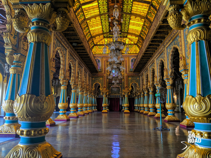 Color Overdose - Mysore Palace