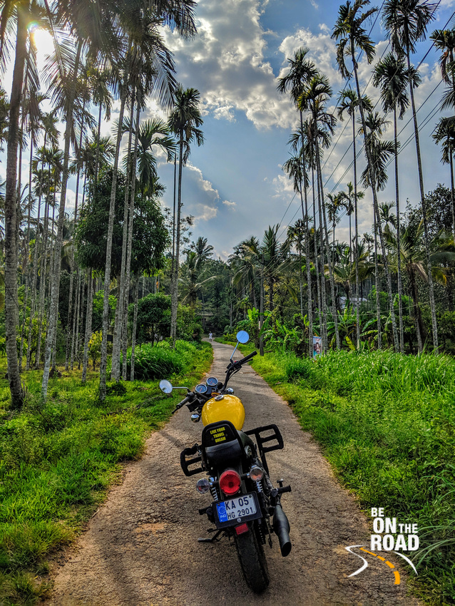 A Motorcycle holiday to Aham Anubhava, Wayanad, Kerala