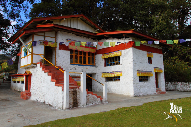 Ugyenling Temple - Birth place of the 6th Dalai Lama