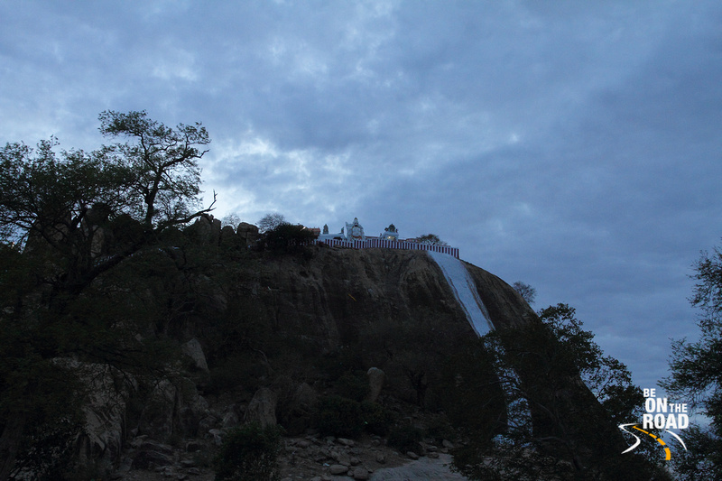Hill temple (malai kovil) at Seevalaperi Village