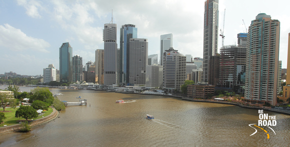 Brisbane river - the soul of Brisbane
