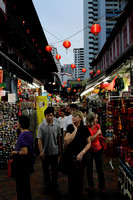 Shopping in Singapore's Chinatown