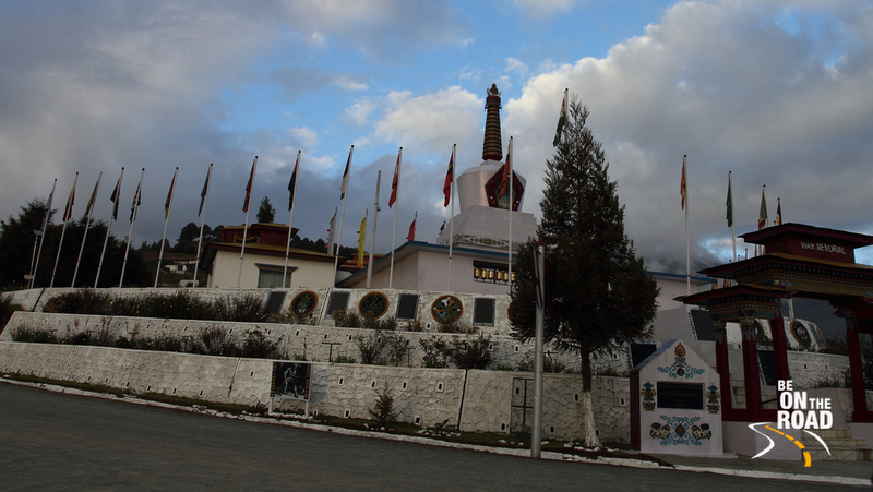 Tawang's War Memorial