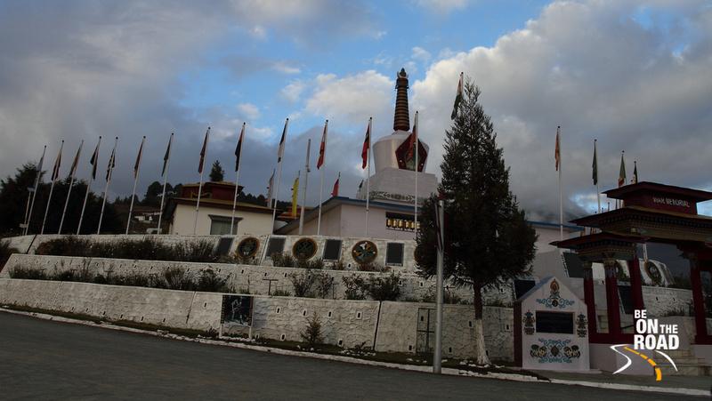 Tawang's War Memorial