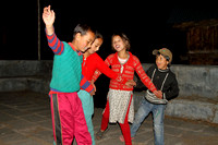 Chitkul kids dance to traditional music