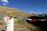 Rich Buddhism culture and sensational Himalayan beauty at Dhankar, Spiti Valley