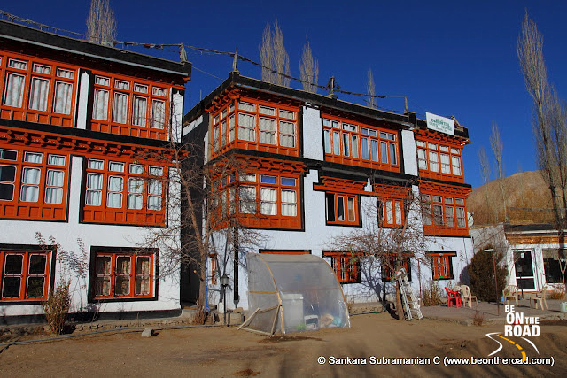 Oriental Guest House - a great budget family run home stay in Leh