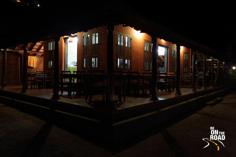 Common Dining Hall at the Rain Country Resorts, Wayanad, Kerala