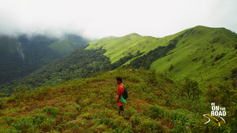 Dense Green Trekking Trail to Thadiyendamol Peak