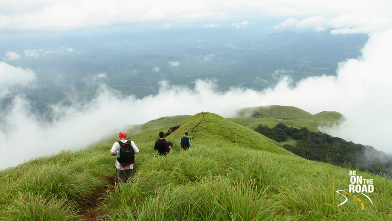 Trekking in the Western Ghats of India