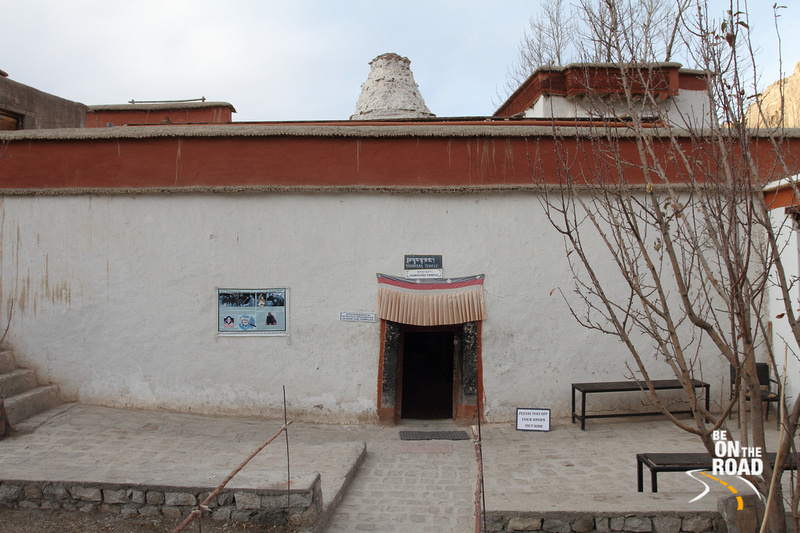 Alchi Monastery - one of the older monasteries of Ladakh