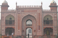 Main Entrance (Durwaza) to Itmad-ud-Daulah's Tomb, Agra