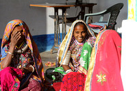 The colorful women of Kutch - their clothes can tell you whether they are single, married and the community that they belong to