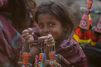 The innocent smile of a Nirona Kid, Gujarat, India