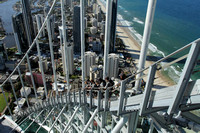 Adrenaline rush Skypoint Climb of Gold Coast