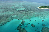 Green Island and the gorgeous Reef around it - Great Barrier Reef, Queensland, Australia