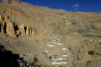 Houses of Dhankar, Spiti
