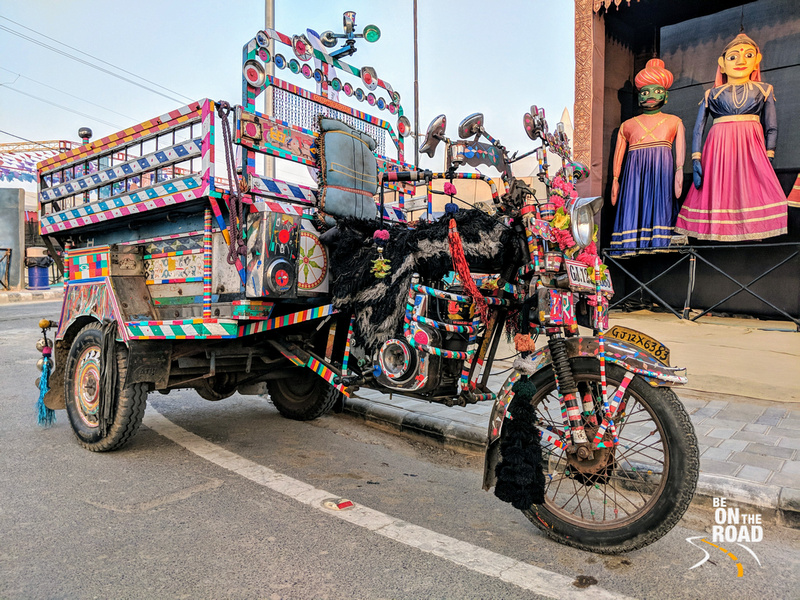 The colorful Chakda of Gujarat - Must Experience on a holiday to Kutch