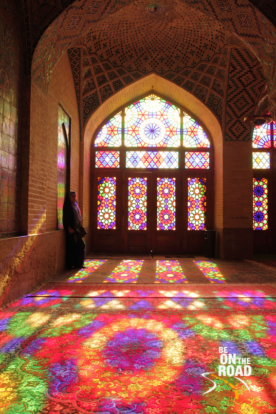 A Nasir-Al Mosque Moment from Shiraz