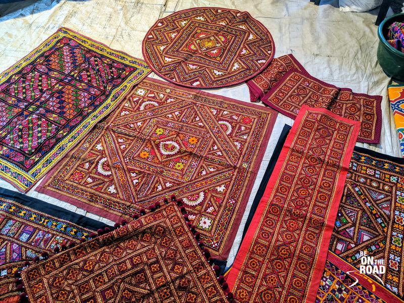 Beautiful creations of Bhirandiyara, Kutch