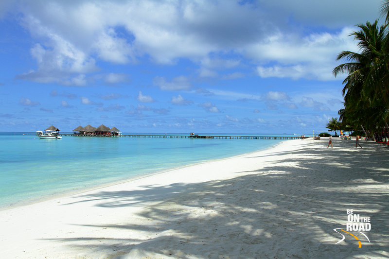 White Sands, Emerald Waters and beautiful nature at Club Med Kani Maldives