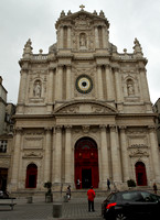 One of the many churches in Paris