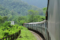 India's Longest Train Ride - Vivek Express - Kanyakumari to Dibrugarh