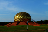 Auroville, Near Pondicherry, Tamil Nadu, India